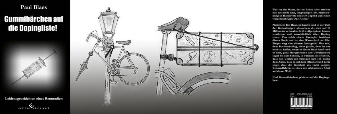 Gummibärchen auf die Dopingliste - die Rennrad-Satire