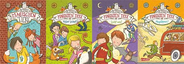 Die Schule Der Magischen Tiere Reihenfolge